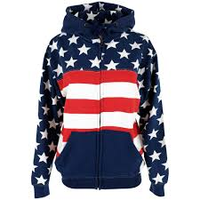 american flag zip hoodie the veterans site