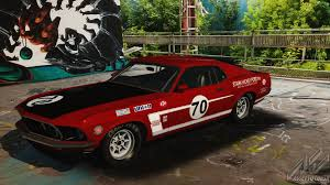 galaxy mustang cars list assetto corsa database