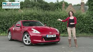 nissan 370z insurance cost nissan 370z review carbuyer youtube