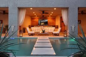 Patio Interior Design Outdoor Living Contemporary Patio Miami By Brown S