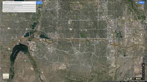 Colorado Usa Map by Highlands Ranch Colorado Map
