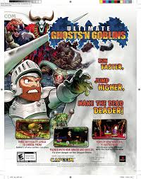 layout ultimate 2006 video game print ads