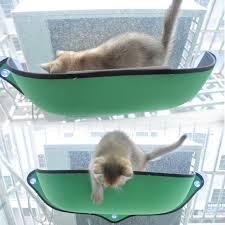 canap hamac heypet hamac fenêtre lit transat canapé coussin suspendu