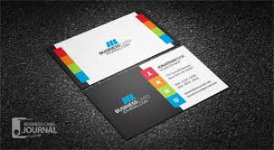 business card template 30 free business cards free