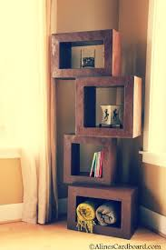 Used Bookshelf The Bookshelf In 2 Ways How To Recycle Used Cardboards To