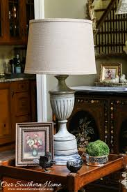 Home Decor Thrift Store Thrifty Home Decor Makeovers Our Southern Home