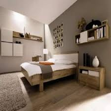 brown and grey bedroom organization ideas for small bedrooms