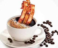Flavored Coffee Bacon Flavored Coffee