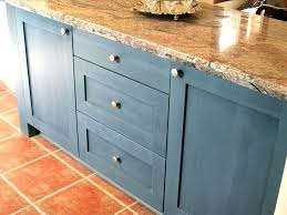 painted blue kitchen cabinets blue painted cabinets vulcan sc