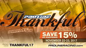 happy thanksgiving from pro line save an additional 15 nov 22