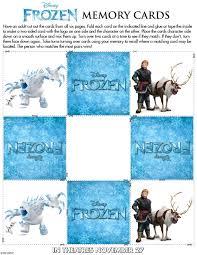 8 frozen activity pages images disney crafts