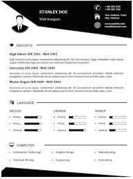 Free Word Resume Templates Word Resume Templates Eliolera Com