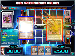 yugioh android yu gi oh trading card