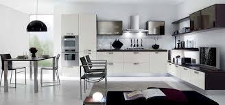 cucine e soggiorno gallery of arredamento cucina e soggiorno insieme cucine moderne