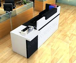 Desks Modern Office Reception Desk Office Reception Desk Design High Quality Modern Circle Office