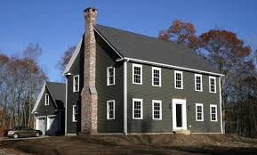 massachusetts colonial house plans house design plans