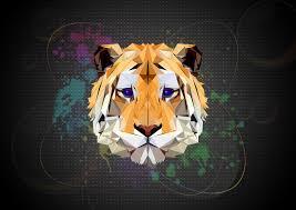 imagenes abstractas hd de animales 28 polygon fondos de pantalla hd fondos de escritorio wallpaper