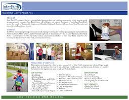 thanksgiving assistance te creative services portfolio