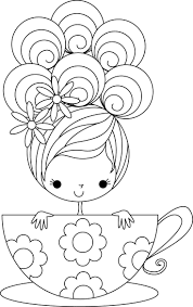 97 best coloring pages images on pinterest drawings clip art