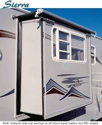 Slide Out Awning 2004 Forest River Sierra East Coast Fifth Wheel Rvweb Com