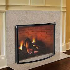 gas fireplace screen images home fixtures decoration ideas