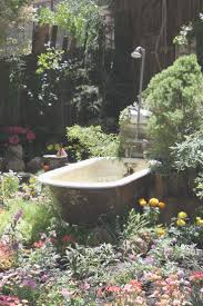 outdoor bathtub 17 best outside bathing images on pinterest outdoor bathrooms