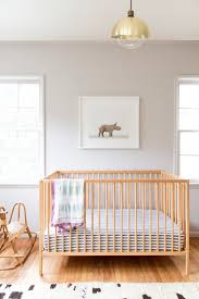 seven modern nursery ideas