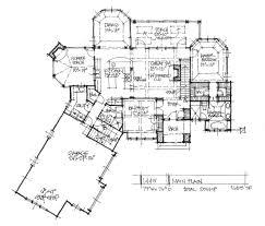 Dual Master Suite Home Plans 285 Best Hillside Walkout Plans Images On Pinterest Craftsman