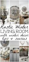 how to transition from christmas to winter decor cozy winter