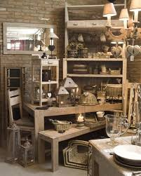 Home Interior Shop Multi Layers Visual Merchandising For A Shabby Chic Home Decor