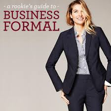 dress like the pros a rookie u0027s guide to business formal the