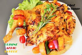 projet d animation cuisine poulet braisé brochettes de plantains