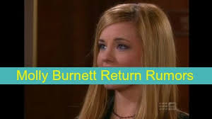 melanie jonas hair days of our lives dool spoilers is molly burnett returning as