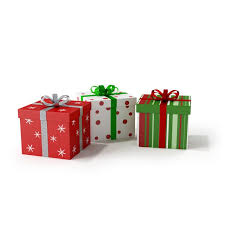christmas gifts christmas gifts 23 am88 archmodels max obj c4d fbx 3d model