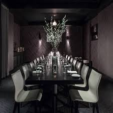 Troutdale Dining Room Breathtaking Stk Private Dining Room 22 In Dining Room Table Sets