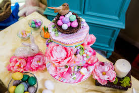 diy easter centerpiece home u0026 family hallmark channel