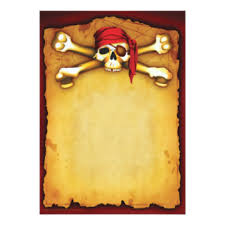 pirate party pirate party invitations announcements zazzle co uk