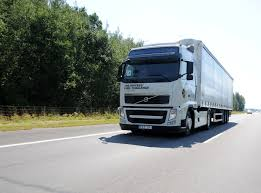 volvo truck commercial el pranešimai