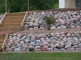 granite boulders lurvey landscape supply