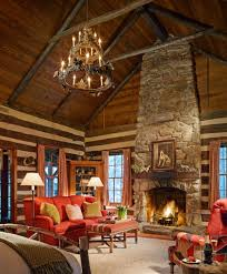 twin farms barnard vermont log cabin cottage pinterest