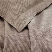 Grey Matelasse Coverlet Pine Cone Hill Town And Country Grey Matelasse Coverlet Bedding