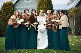 fur shawls for bridesmaids rainbow bridesmaids recherche les demoiselles d honneur