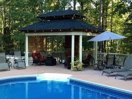 Pool Pergola Designs by 14 Great Garden Gazebos Hgtv