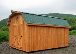 gambrel roof barns fred s sheds llc custom amish sheds other outdoor structures