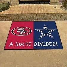 Cowboy Area Rugs Dallas Cowboys Rug Football Nfl Ebay