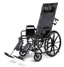 u0026 jennings advantage recliner wheelchair
