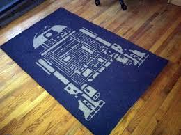 Star Wars Office Decor R2 D2 Rug Roselawnlutheran