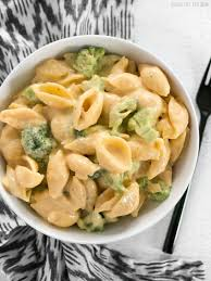 Homemade Pasta Salad by Homemade Broccoli Shells N U0027 Cheese Budget Bytes