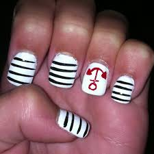 12 best acrylic images on pinterest nautical nails anchors and