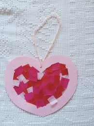 your kids will love this very simple valentine u0027s day stained